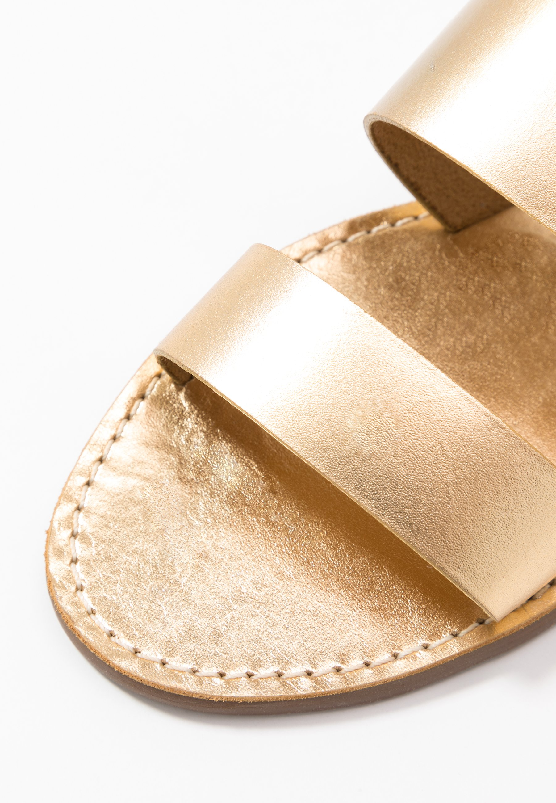 Scarpe da donna Madewell BOARDWALK  Ciabattine gold