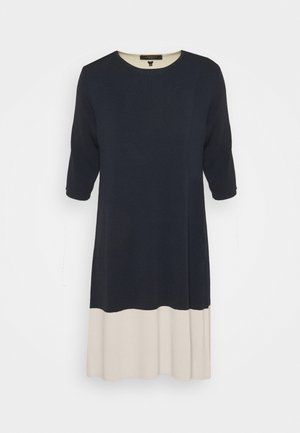 OSTENDA - Jumper dress - blau