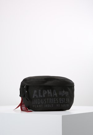 CARGO OXFORD - Bum bag - black