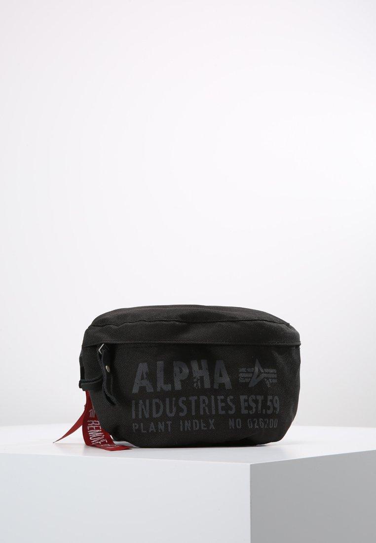 Alpha Industries - CARGO OXFORD - Bum bag - black