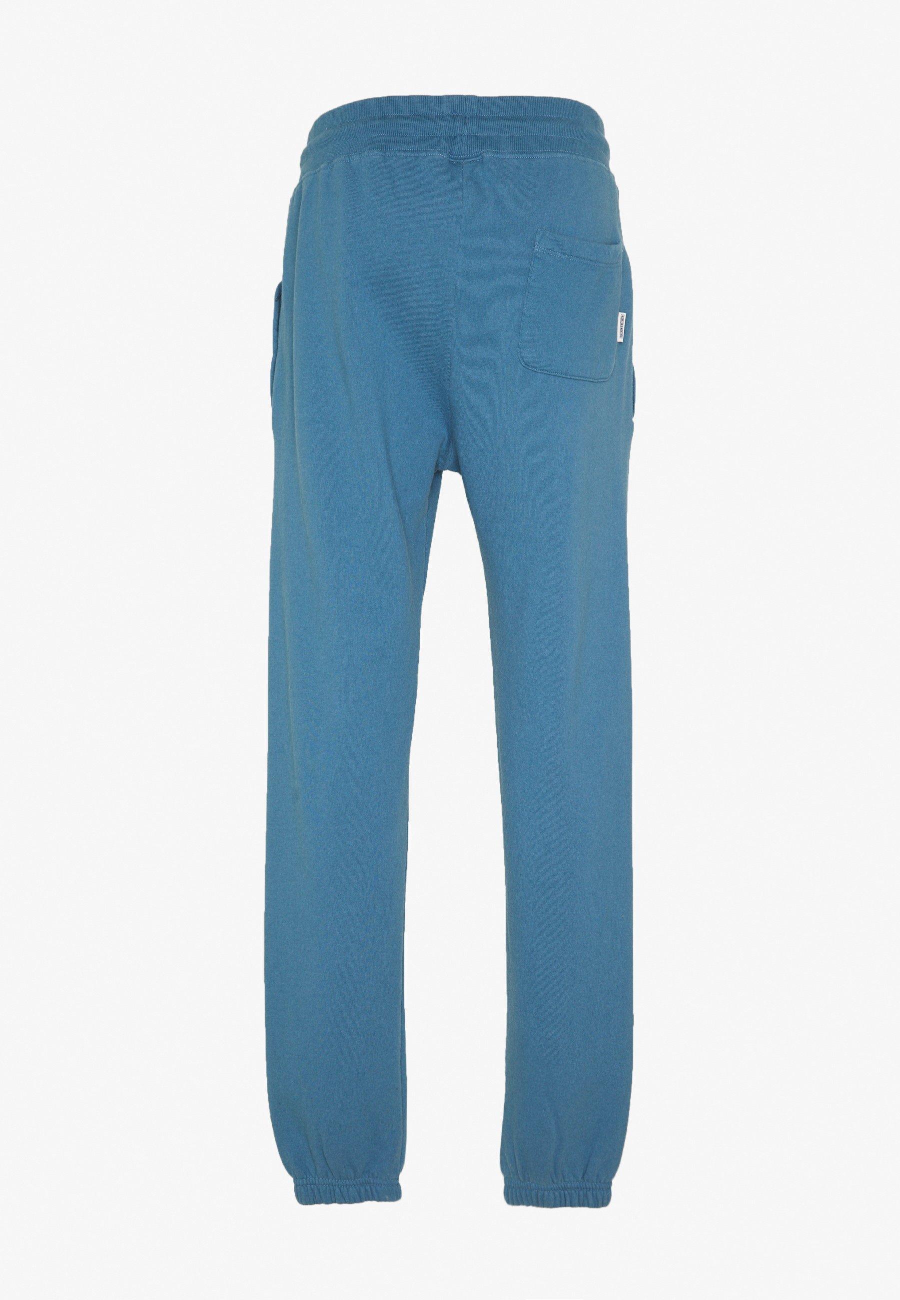 Franklin & Marshall Pants - Jogginghose Yankees Blue