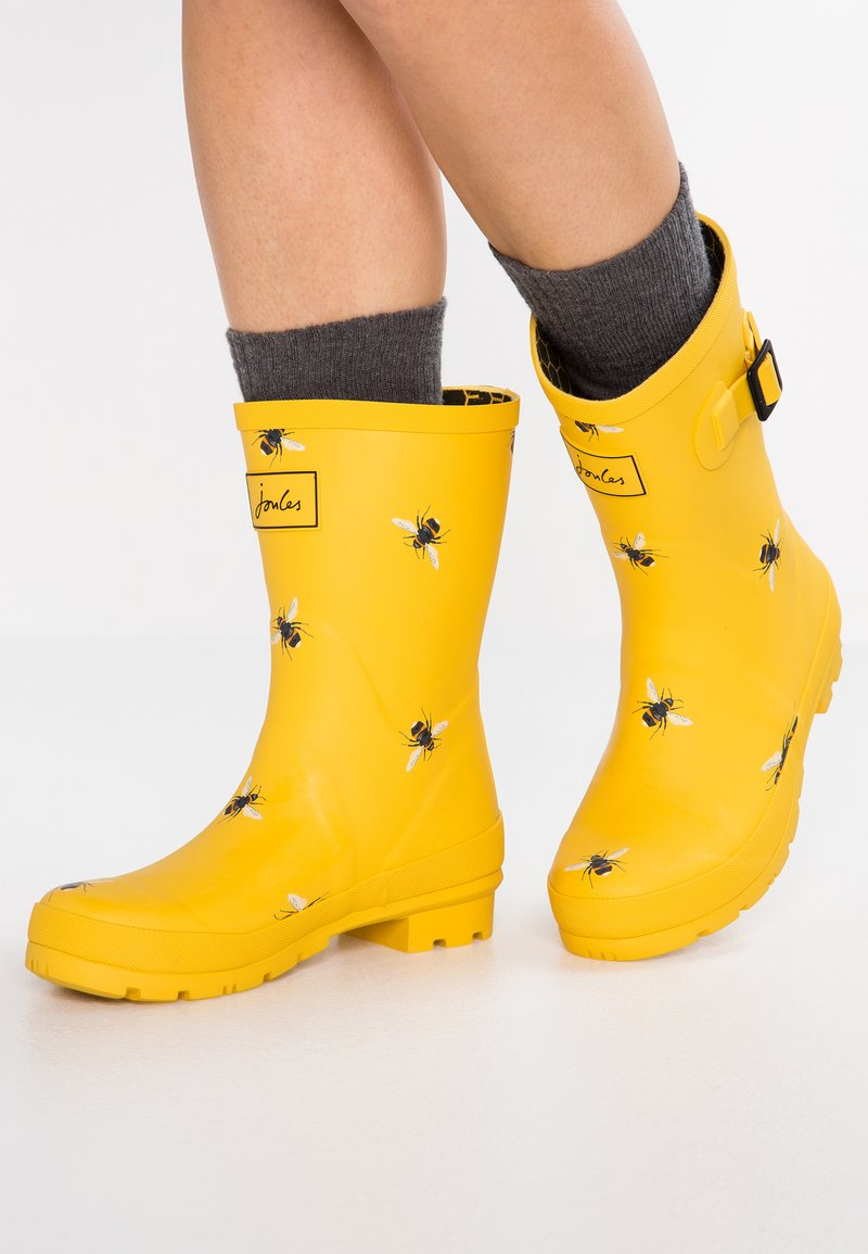 Tom Joule - MOLLY WELLY - Botas de agua - gold
