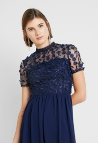 Chi Chi London - VERONA DRESS - Cocktail dress / Party dress - navy - 5