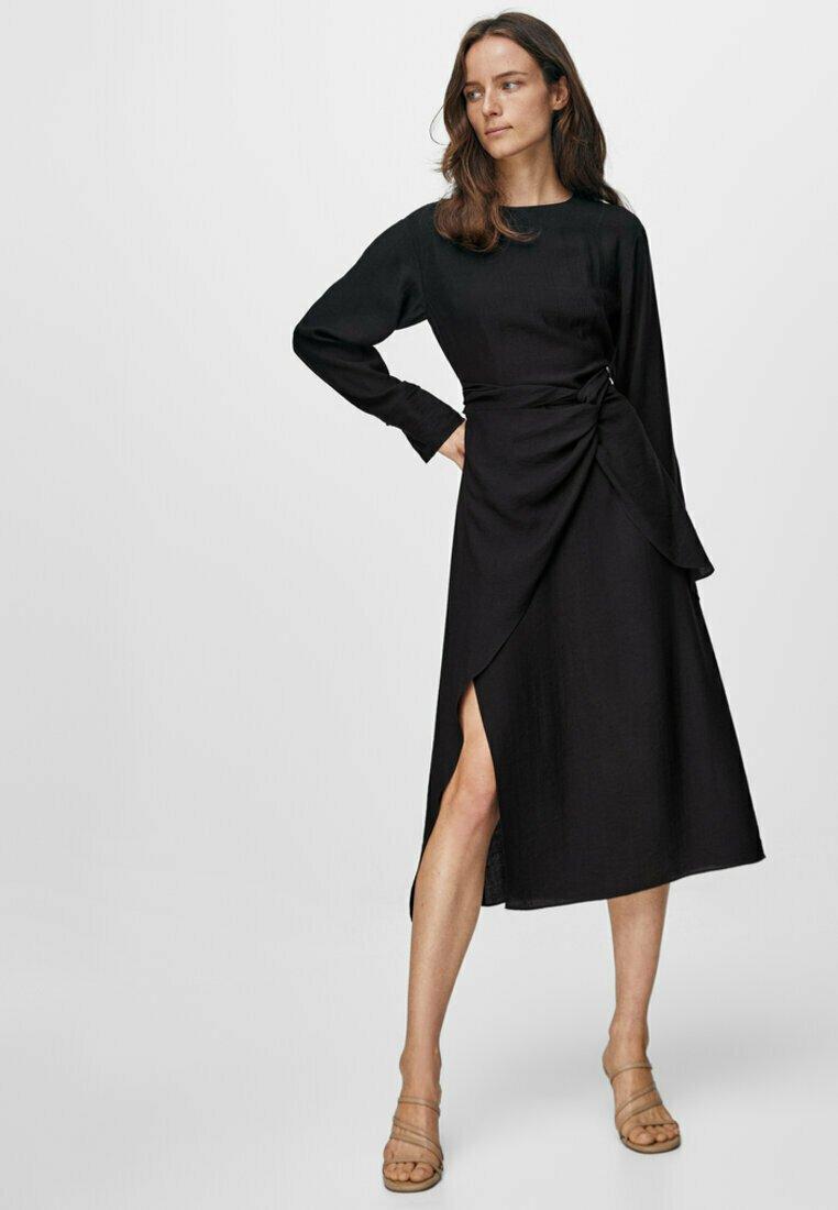 Massimo Dutti - Day dress - black