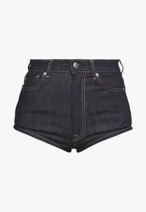 DUA LIPA x PEPE JEANS - Denim shorts - rinsed denim