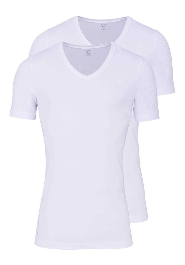 2-PACK - Basic T-shirt - weifl