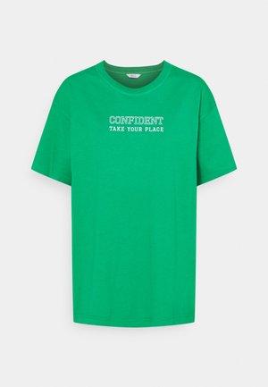 ENKULLA TEE - Print T-shirt - jolly confident