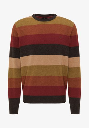 Jumper - arabica-toscana-terracotta