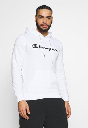 HOODED - Hættetrøjer - white