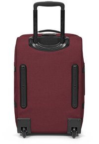 Eastpak - TRANVERZ  - Wheeled suitcase - red - 2