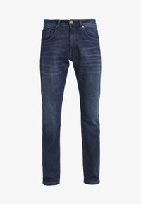 KARL LAGERFELD - Slim fit jeans - blue denim - 4