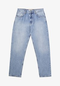 PULL&BEAR - Relaxed fit jeans - blue-grey - 5