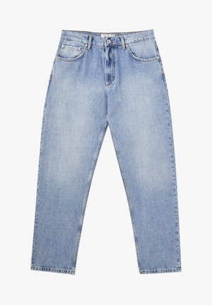 Jean boyfriend - blue-grey