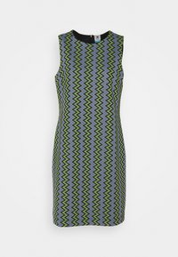 M Missoni - DRESS - Denní šaty - powderblue/milk/black/spearmint - 3