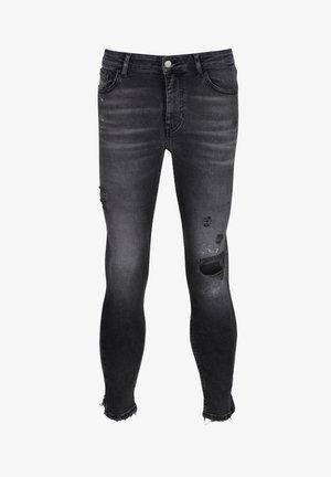 Jeans Skinny Fit - greydenim