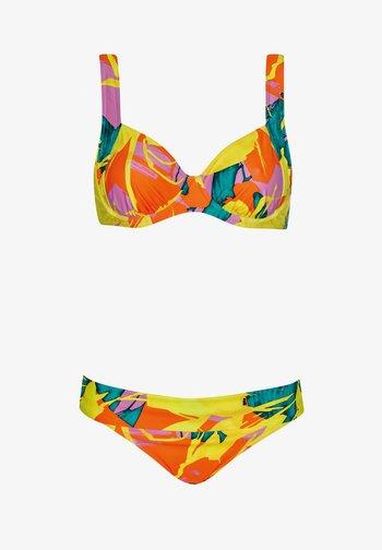 SUNNY KISS - Bikini - multicoloured