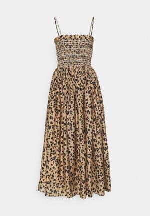 ANNIE DRESS - Denní šaty - feline