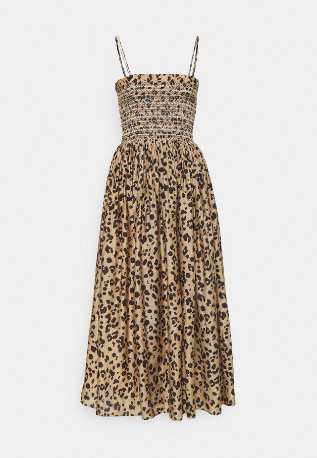 ANNIE DRESS - Korte jurk - feline