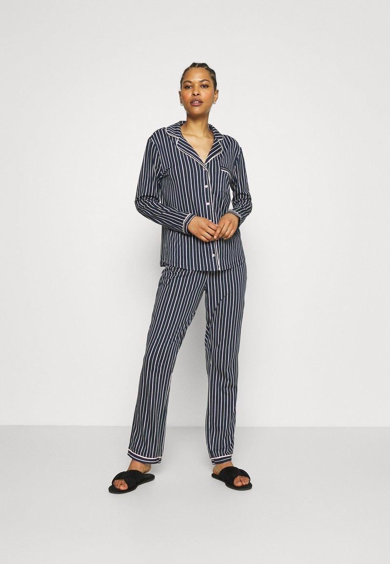 s.Oliver - Pyjamas - dark blue