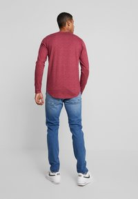 Hollister Co. - Slim fit jeans - bright medium - 2