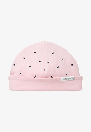 NEW YORK - Beanie - light rose