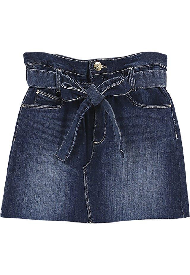 Gonna di jeans - blue denim