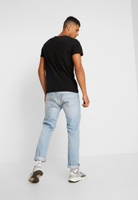 Jack & Jones - JORBASIC CREW NECK 5 PACK  - T-shirt basique - black - 3
