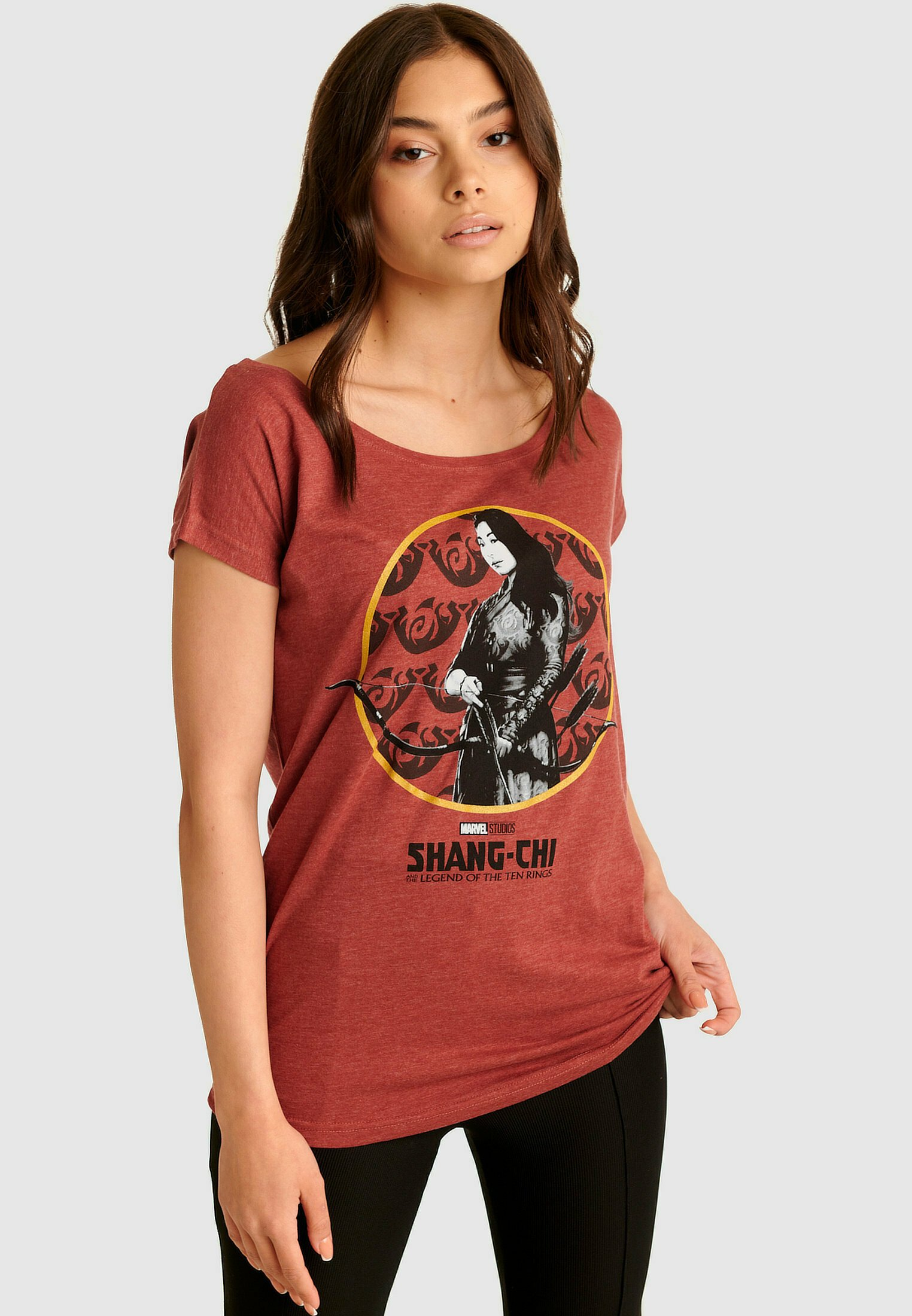Damen SHANG-CHI - T-Shirt print