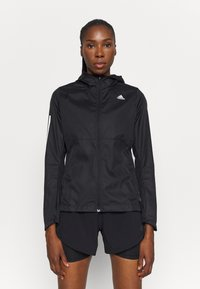 adidas Performance - OWN THE RUN - Training jacket - black - 0