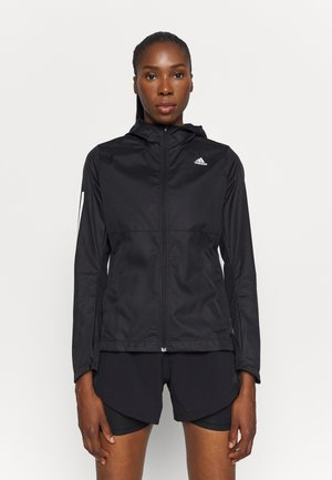 OWN THE RUN - Veste de survêtement - black