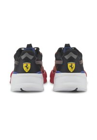 Puma - Trainers - rosso corsa-puma black - 5