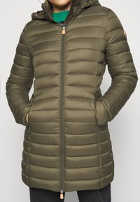 Save the duck - GIGAY - Winter coat - bark green - 7
