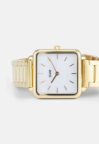 Cluse - LA TETRAGONE LINK - Watch - gold-coloured - 3