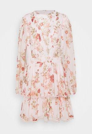 TRIM SPLICE DRESS - Vapaa-ajan mekko - modern romance