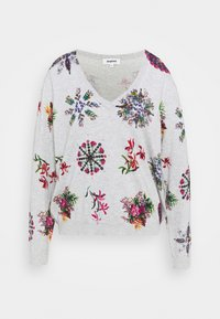 Desigual - Jumper - light grey - 6