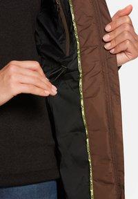 Jeff Green - FELY - Down coat - mocha - 8