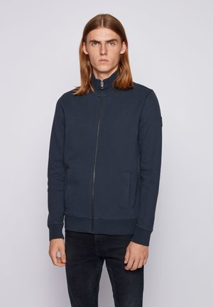 ZEEVO - Sweatjacke - dark blue