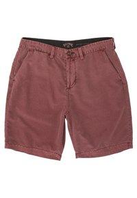 Billabong - NEW ORDER - Shorts - dusty red - 0