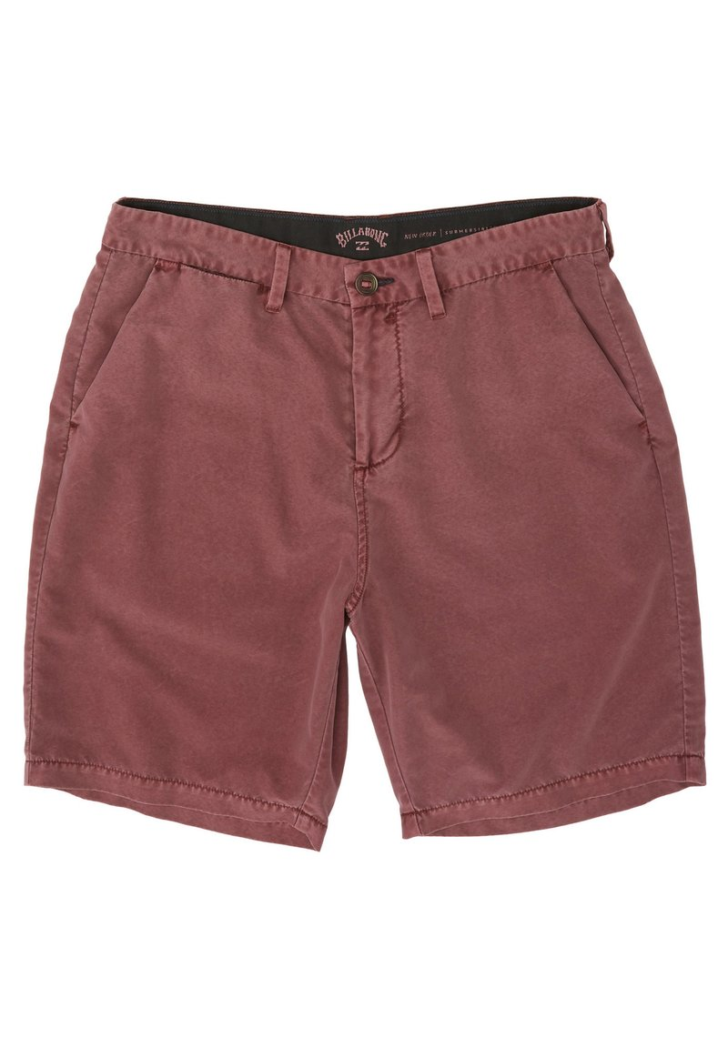 Billabong - NEW ORDER - Shorts - dusty red