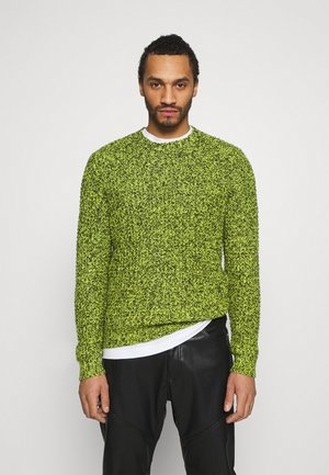 UNISEX - Jumper - neon green