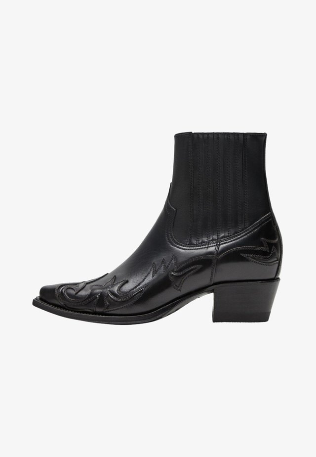 SILVER-I - Classic ankle boots - schwarz