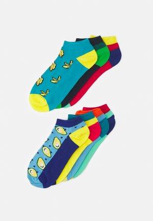 JACSUMMER THING SHORT SOCK 7 PACK - Socks - bittersweet/bonnie blue