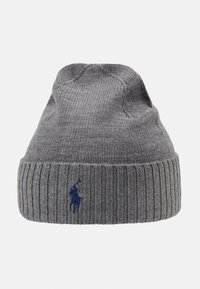 Polo Ralph Lauren - Mütze - fawn grey heather