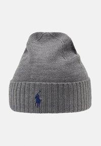 Polo Ralph Lauren - Bonnet - fawn grey heather - 4