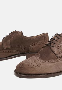 SHOEPASSION - NO. 5517 - Lace-ups - brown - 4