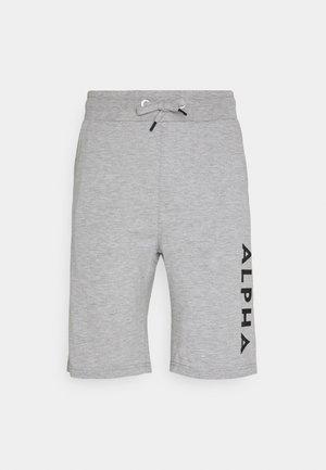 LIGHT - Teplákové kalhoty - grey heather