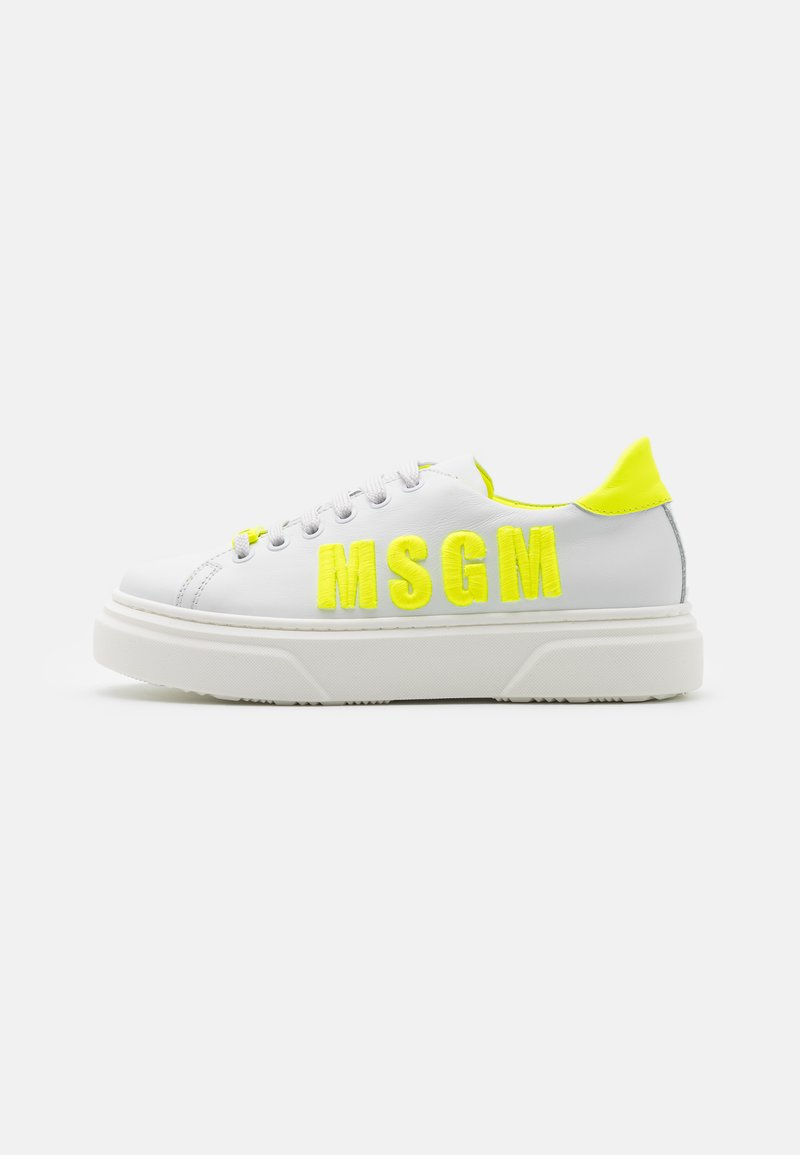 MSGM - UNISEX - Trainers - white