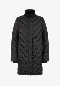 YAS - STEPP - Down coat - black - 5