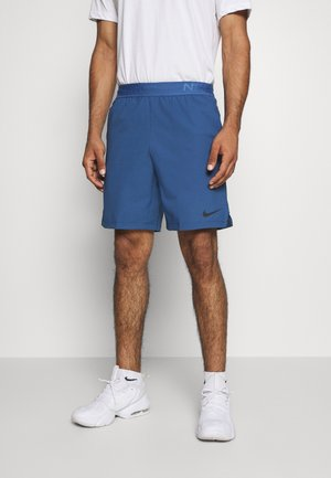 FLEX VENT MAX SHORT - Sports shorts - mystic navy/black