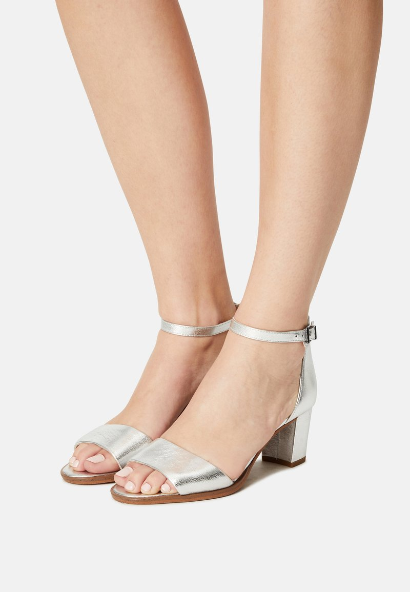 Clarks - KAYLIN - Sandals - silver